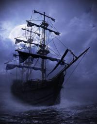 black corsair